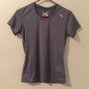 Under Armour Fitted Dri-fit tee